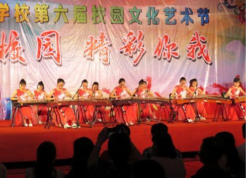 【精彩剪影】银川英才学校第六届校园文化艺术节
