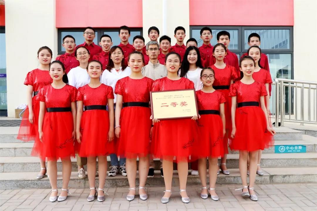 【喜报】热烈祝贺我校在银川市中小学幼儿园第十三届经典诵读大赛中喜获佳绩